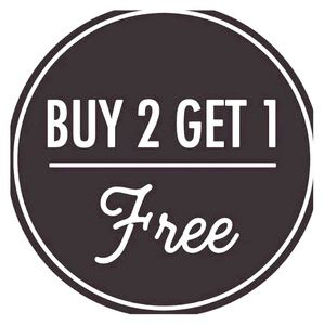 Other - Buy 2 Baby or Kid Items & Get One Free!